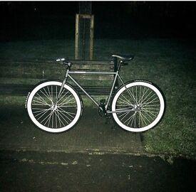 pure fix single speed bike