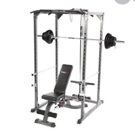 Multi Gym - BRAND NEW Body max pr70 squat rack plus Extras