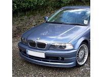 BMW E46 ALPINA Full Front bumper E46ci 318ci 320ci 323ci 325ci 328ci 330ci 320cd 330cd