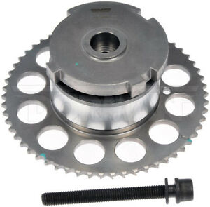 NEW Engine Camshaft Phaser - Variable Timing Engine Camshaft Gear Dorman 918-185