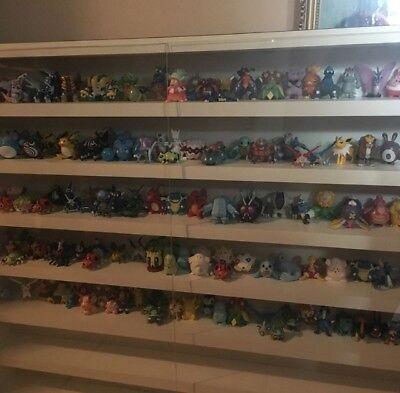 Pokemon Tomy Figures