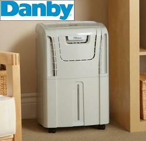 NEW DANBY 60 PINT DEHUMIDIFIER - 118741934