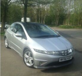 Honda Civic type s gt in fantastic condition