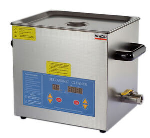 540-Watts-9-Liters-HEATED-ULTRASONIC-AUTO-PARTS-CLEANER