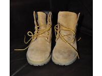 Timberland Premium Junior/Womens Boots Size UK5.5M