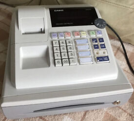 Casio 130CR Electronic Cash Register Till