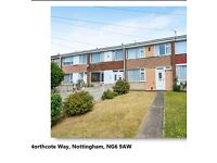 BULWELL,LARGE THREE BED HOUSE ,NICE AREA