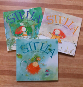 STELLA Set by Marie-Louise Gay (Hardcover)