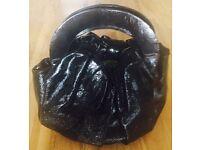 Leather bag by JRocha