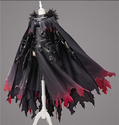 Fate Grand Order FGO ALTER Cosplay Costume Jeanne d'Arc Initial Stage Halloween](Order Halloween Costume)