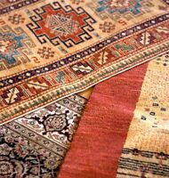 Persian Carpet Cleaning - Wool Area Rug Washing & Repair
