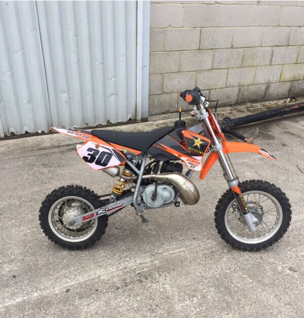 ktm 50cc pro senior in bradford west yorkshire gumtree. Black Bedroom Furniture Sets. Home Design Ideas
