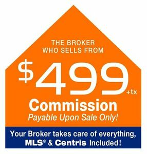 Real Estate Broker who sells from $499
