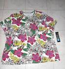 Relativity Floral Plus Size Tops & Blouses for Women