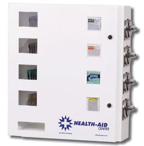 Health aid vending machines - 4 or 6 selctions - brand new - FREE SHIPPING - CASH BUSINESS