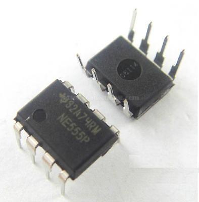 10pcs Ic Dip-8 Ne555 Ti Timers New Good Quality
