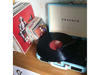 Grausch record vinyl player brand new with box