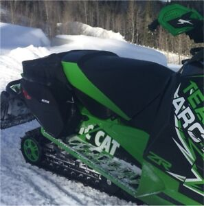 Arctic Cat Tunnel Bag with Saddlebags