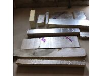 Insulation off cuts 110mm 50mm like celotex kingspan sheds floors walls etc