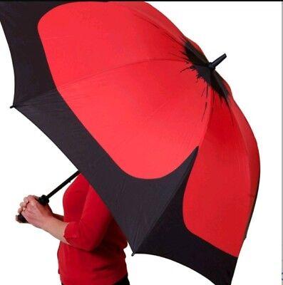Fulton's Poppy Golf Umbrella