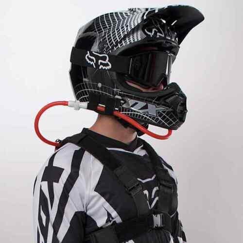 USWE Helmet Handsfree Drink Kit Motocross Enduro Hydration Pack Hands Free