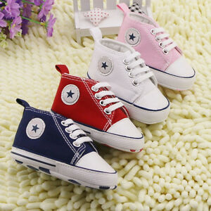 NEW-Infant-Toddler-Baby-Boy-Girl-Kid-Soft-Sole-Shoes-Sneaker-Newborn-0-18Months