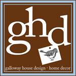 Galloway House Design Home Decor