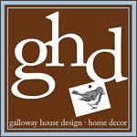 Galloway House Design Home Decor