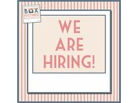 Event Staff - Permanent Part-Time Role