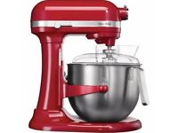 Ex display kitchen aid artisan mixer 6.9l rrp £800