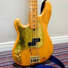 1981/2 Ibanez Blazer Bass Left Handed
