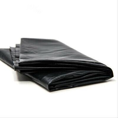 A Black plastic Bedding bed Sheet, 100 Percent Waterproof