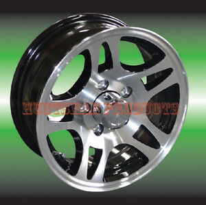 13X4-5-ford-Alloy-Mag-Wheel-Caravan-Camper-Trailer-Boat-Jetski-Trailer