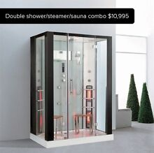 """""""INFRARED"""" SHOWER/ STEAMER/SAUNAS SEATS  2  ( 2 units for sale Runaway Bay Gold Coast North Preview"""