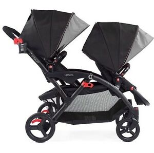 Contours options double stroller