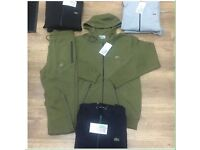 Lacoste tracksuits for men all sizes available