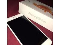 APPLE IPHONE 6S PLUS 128GB 4G LTE ROSE GOLD (new)