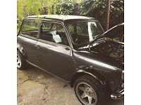 Austin Mini Mayfair 998cc