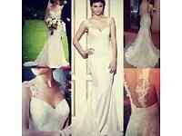 Pronovias Garaina size 8 Wedding gown