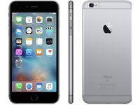 iPHONE 6S PLUS 64GB, SHOP RECEIPT & WARRANTY, GOOD CONDITION, UNLOCKED
