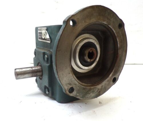 DODGE TIGEAR WORM GEAR SPEED REDUCER MR94762, Q200B020M056K1 20:1 RATIO, 1.11 HP