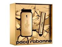 Brand New Sealed Paco Rabanne 1 Million Gift Set