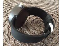 Bobo Bird Wooden Quartz Watch with Genuine Leather Strap For Women