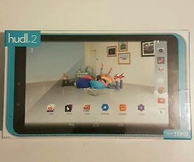 HUDL 2 Tropical Turquoise *BRAND NEW & SEALED*