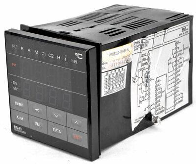 Fuji Pyh9 Series Digital Dual-ch Temperature Controller Module Pyh9f212-0yaby-nl