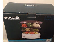 Pacific food steamer