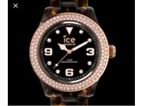 Unisex Ice Watch with Swarovski Elements