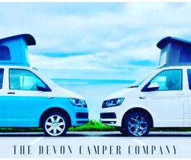 Camper Hire with The Devon Camper Company