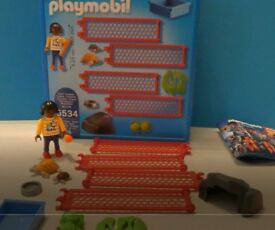 Playmobil 5534 City Life Vets Turtle Enclosure