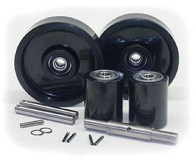 Bt Lhm Pallet Jack Complete Wheel Kit
